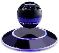 DJYG LED LEVITATING BLUETOOTH SPEAKER 3D Floating MAGLEV Wireless Magnetic Levitation