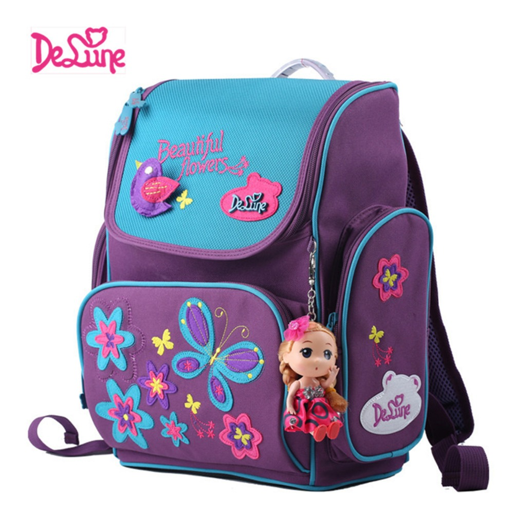 Aliexpress.com : Buy 2017 Delune School Bags for Boys ...