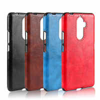 Lenovo Vibe K8 Note K8Note Case Colored Crazy Horse TPU+PC Leather Surface Soft Silicone Back Cover Case for Lenovo Vibe K8 Note