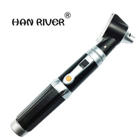HANRIVER Hand pick ears lamp otoscope professional pick ears tools to dig out the lamp ear endoscope in children