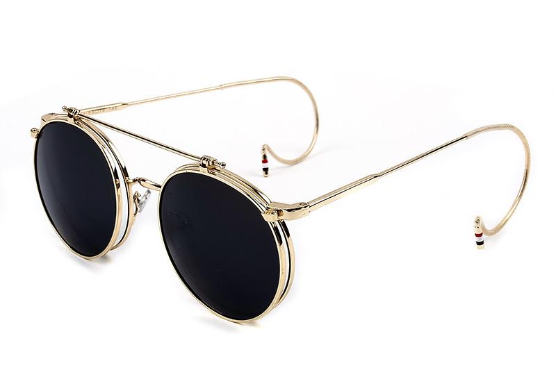 HTB1Fz1PQFXXXXXIXpXXq6xXFXXXr - FREE SHIPPING Steampunk Sunglasses Round JKP423
