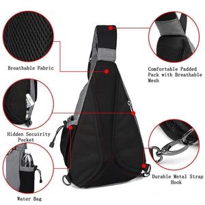 Image 5 - KAKA กระเป๋าสตรีสำหรับหญิงไนลอนกระเป๋า Casual Crossbody กระเป๋าสำหรับ 12.9 นิ้ว Ipad ไหล่กระเป๋าเดินทาง
