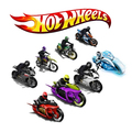 Hot Wheels 1:64 Motorcycle Model Series Original Alloy car Harley Du cati kids toys Classic Variety Collection Gift