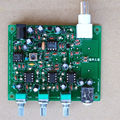NEW Diy Finished, Air band receiver,High sensitivity aviation radio 118-136MHz