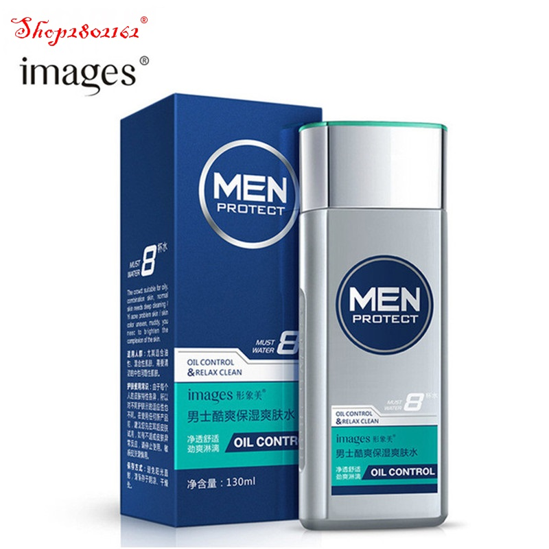 2018 Images Man fresh moisturizing toner filling water oil pores balance grease130ml deep moisturizing and refresh skin care bicelle hydra b5 toner 240ml fresh