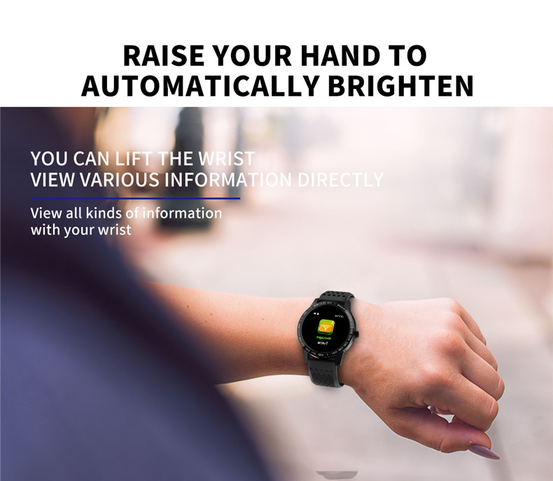 Lerbyee Smart Bracelet T2 Waterproof Blood Pressure Fitness Tracker Watch Call Reminder Sleep Monitor Smart Band for Android IOS 13