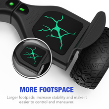 Koowheel K7 Hoverboard All-Terrain 8.5″ Balance Board Self Balance Scooter Hover Self-Balancing Hover Over Tough Road Condition