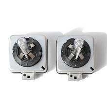 2 шт. 35 Вт D1S D2S D2R D3S D4S D4R ксеноновых ламп замены фар автомобиля 4300 К 5000 К 6000 К 8000 К 10000 К 12000 К