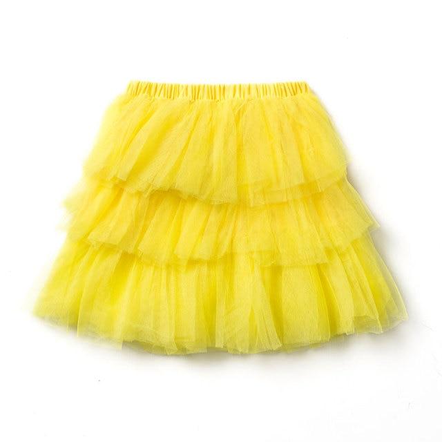 Cute Fluffy Tutu Skirt 2