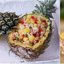 Pineapple Peeler Cutter Knife Stainless