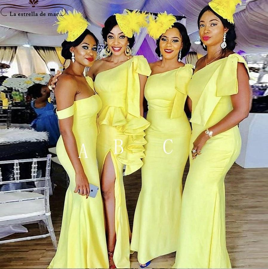 Robe africaine mariage fashion designs for Robes noires pour demoiselle d honneur de mariage