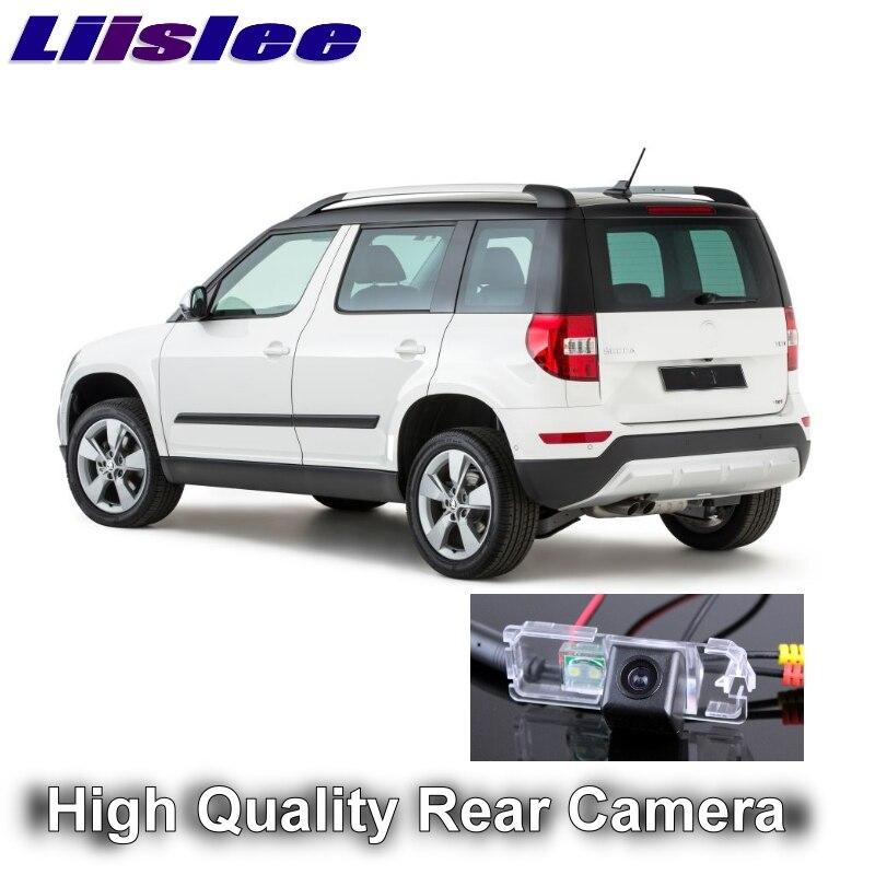 Car font b Camera b font For Skoda Yeti 5D SUV 2009 2017 LiisLee Ultra HD