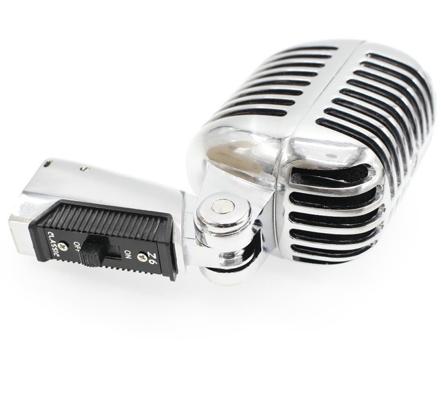 professional wired vintage classic microphone top quality dynamic