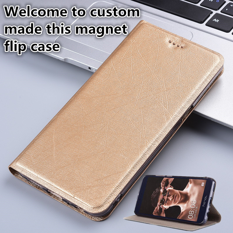 CH01 PU Leather Magnetic Stand Flip Case For Redmi Note 7(6.3') Phone Case For Redmi Note 7 Phone Bag Free Shipping