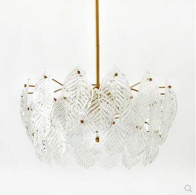 Креативное искусство Геометрическая люстра современный минималистичный гостиная спальня столовая освещение скандинавский индивидуальны