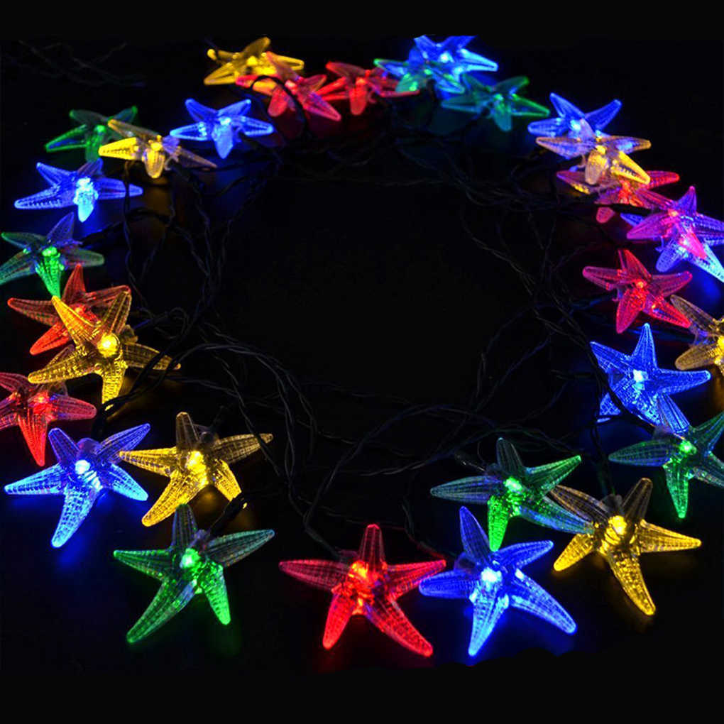 20leds starfish bulb solar power string lightholder for indoor 20leds starfish bulb solar power string lightholder for indooroutdoor in lighting strings from lights lighting on aliexpress alibaba group aloadofball Choice Image