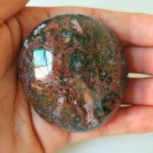 หินธรรมชาติ sea jasper หินปาล์ม playthings ขนาดเล็กหินและคริสตัลคริสตัล