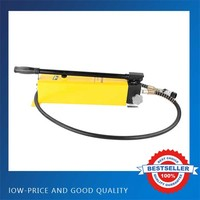 Good Qulaity 70MPA Square Manual oil Pressure Pump Single Loop Pump