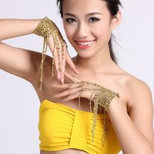 Belly dance tassel bracelet belly dance accessories arm chain hanging ear chain arm chain single