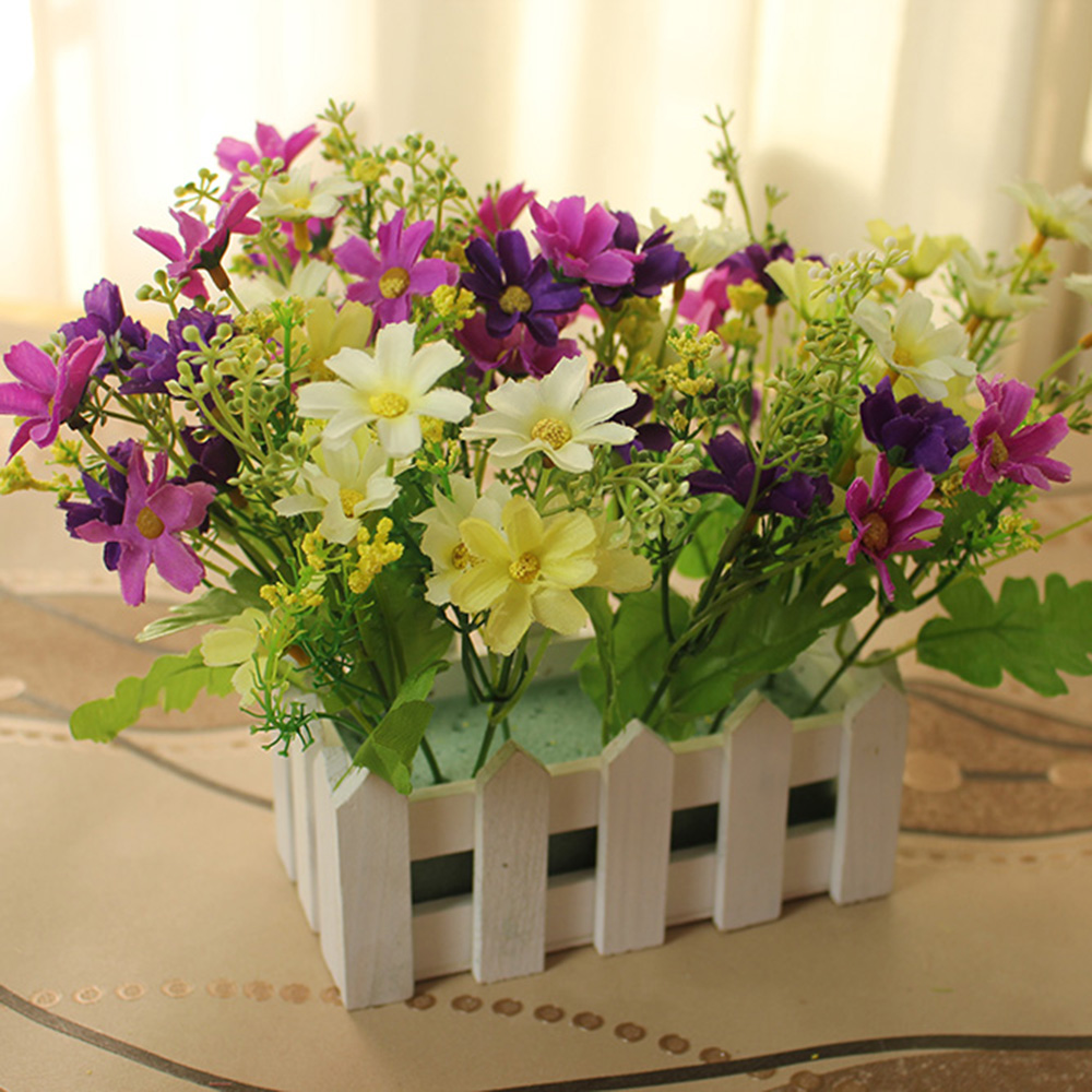 Mothers day cheap flowers latex artificial flower uu single mini pu buy pcs cheap flowers small daisy artificial flowers home table party garden wedding decoration motherus day izmirmasajfo