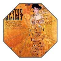 Nach Gustav Klimt Regenschirme Neue Kommen Nützliche Faltbare Sonnigen und Regnerischen Sonnenschirm-in Schirme aus Heim und Garten bei