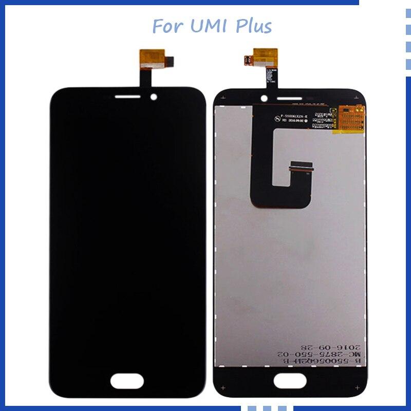 Pour Umi Plus LCD écran d'affichage écran tactile assemblage qualité d'origine pour Umi Plus LCD affichage téléphone pièces outils gratuits