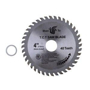 Image 5 - Hojas de sierra Circular de Metal para cortar madera, disco de aluminio y cerámica, cuchillas de corte de diamante, 4/6/7/8/9/10 pulgadas