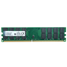 ddr2 800 800MHZ 4G 2PCS*4GB DDR2 8GB DDR2 800 PC2-6400 Memory For Desktop Memory RAM 240 pins For AMD System High Compatible