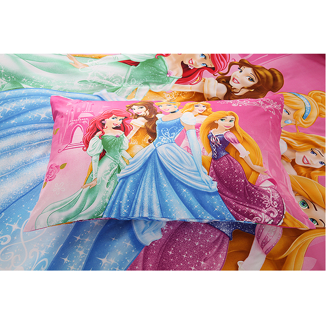 Disney Princess Bedding Set