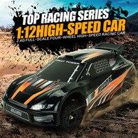 BG1506 SUBOTECH RC Araba 1: 12 Yarış Arabası Yüksek Hızlı Sürüklenen 4WD 2.4G RC Model Oyuncak RTR