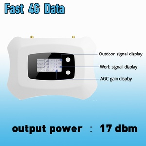 Image 2 - 4G LTE 800mhz Band 20 70dB Cell Phone Signal Amplifier Cellular Booster LTE 800 Mobile Repeater 4G Booster Antenna Set