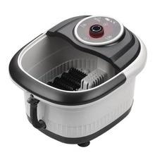 Многофункциональный Полностью автоматическая Электрический ролик ноги бассейна Отопление ванна для ног массаж ног машина ног гидромассажная ванна уход за ногами продажи