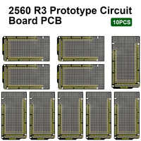 10 stks Keyestudio Prototype P CB voor Arduino MEGA 2560 R3 Shield Board DIY FR-4 Milieuvriendelijke
