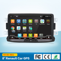 Android 7 1 Quad Core 2G RAM Car DVD RADIO Stereo GPS Navigation For Dacia Sandero
