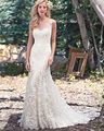 Country Western Edged Ivory Lace A-Line Wedding Dresses 2016 High Quality Illusion Back Sweetheart Appliques Vestidos De Novia