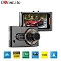 "Gotomato A7 Ambarella A7LA50 Car DVR Video Recorder G95A 2304*1296 30fps 2.7""LCD HDR G-Sensor H.264 Camera Video Recorder DashCa"