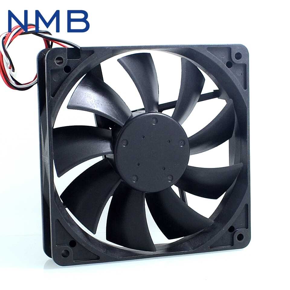 New 4710KL-05W-B59 12025 12CM 24V 0.38A stops to tell police the inverter fan for NMB