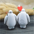 Big Hero 6 Baymax Mini MP3 Music Player With Micro TF/SD Card Slot Without Accessories