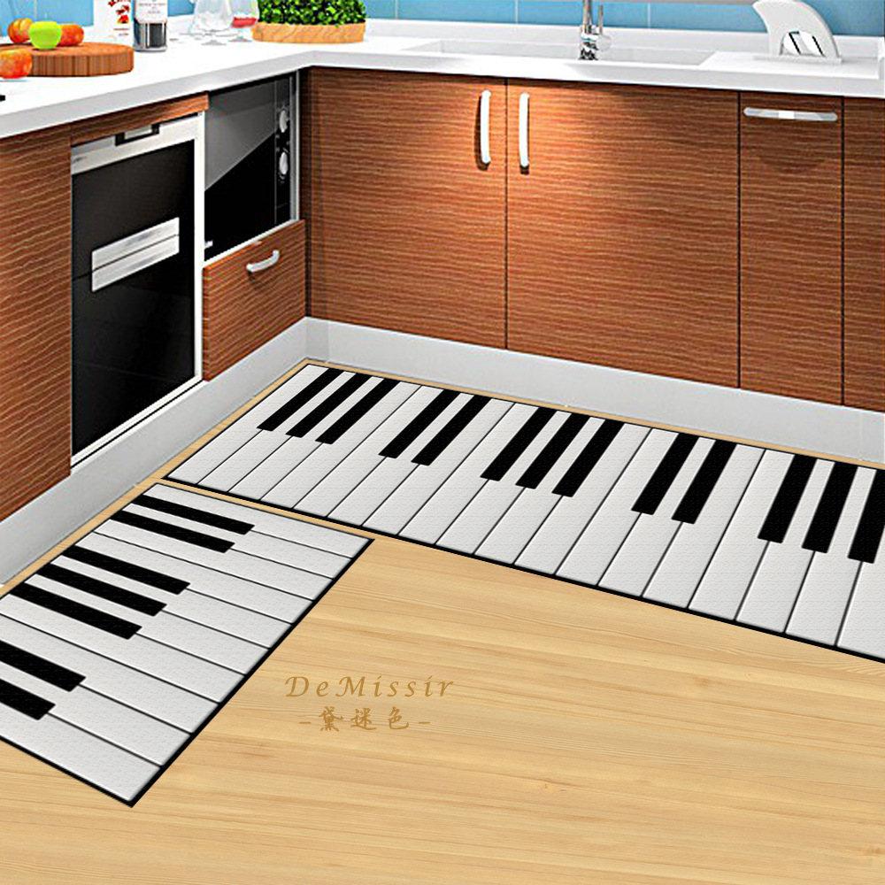 Хороший пианино ключи коврик прямоугольной формы alfombras Dormitorio tapijt Лупер ковер гостиная deurmatt Dier кухонные коврики tapis Шамбре