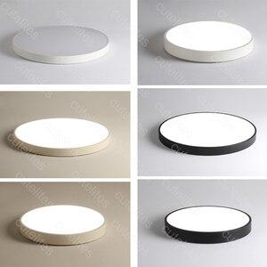 Image 3 - Luminárias de led acrílico para teto, montagem superfície de alta qualidade com sensor de movimento/radar, indução humana, dropship, novo, 2019
