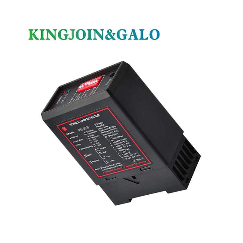 GALO Single Channel Inductive Vehicle Loop Detector Controller Module For NICE Barrier Gate Opener Motor