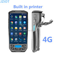 5inch Rugged Android Handheld Portable 1d 2d Barcode Scanner Pda Wireless Bar Code Scanner