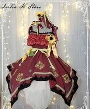 Ibuki Tsubasa THE IDOLM@STER Cosplay Ibuki Tsubasa cosplay costume Gorgeous dress female custom made/size-in Game Costumes from Novelty & Special Use on Aliexpress.com | Alibaba Group