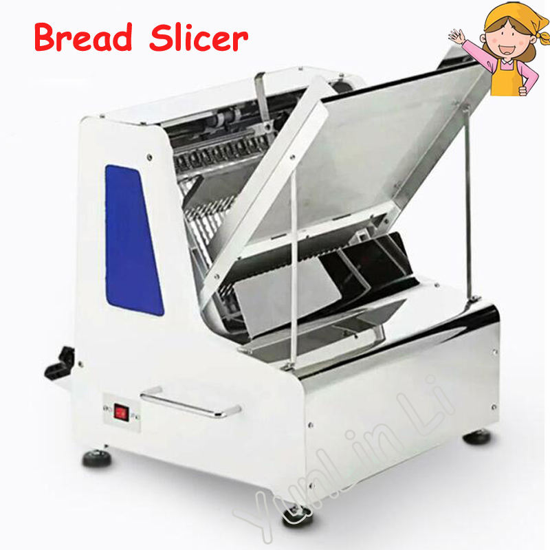 Commercial Bread Slicer Bread Cutting Machine Toast Slicing Machine High-efficient Toast Slicer Sliced Bread Machine ZB-Q31