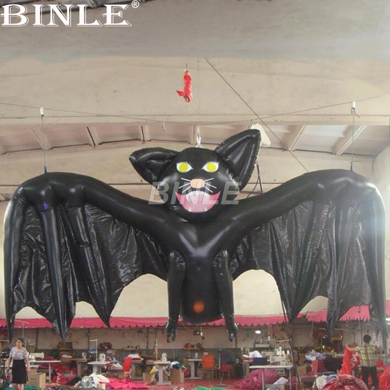 Flying Giant Inflatable Bat