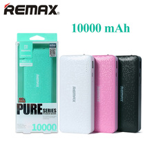 Remax Mobile Phone10000mAh Powerbank portable charger External Battery Mobile Phone Charger Backup for Universal Mobile Phones