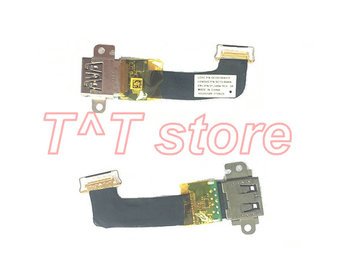 original FOR Thinkpad X1 Carbon 2107 5th USB Port Board Cable 01LV454 DC02C00A310 SC10L66806 test good free shipping