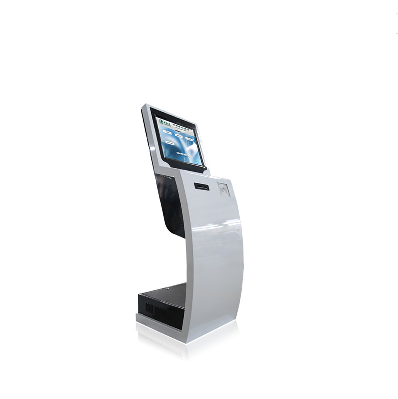17 Inch Touch Screen Stand Indoor Kiosk