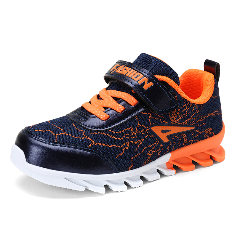 Spring 2018 Designer Kid Shoes Children Boys Casual Breathable Mesh Girls Tennis Krasovki Toddler Sneakers 2017 Sports Trainers