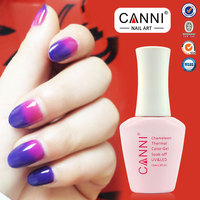 #50423 CANNI Nail Art Temperature Color Change Color Gel Polish,Thermal Mood Change Gel Polish